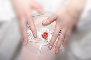 Podwiązka Fotografia Stock - Obraz: 4827932