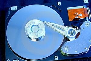 Hard Disk Drive Details Stock Images - Image: 4828054