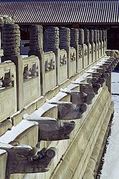 Stone Railing Stock Photo - Image: 4831410