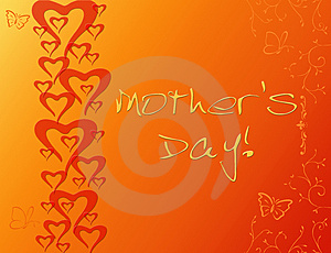 Mother's Day! Royalty Free Stock Image - Image: 4835206