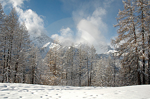 Magic Mountain Stock Image - Image: 4835391