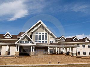 Large Mansion Stock Photos - Image: 4836193