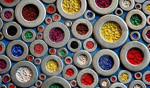 Color Circle Royalty Free Stock Image - Image: 4841956