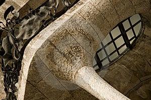 La Padrera (antonio Gaudi) Royalty Free Stock Images - Image: 4842099