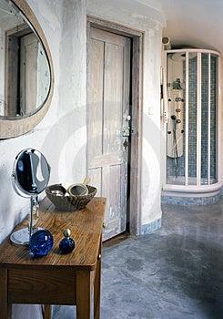 Bathroom Royalty Free Stock Image - Image: 4842176