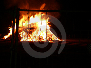 Big Fire Stock Photos - Image: 4846533