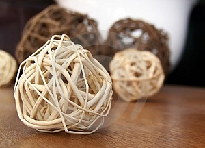 Vine Decorations Stock Images - Image: 4846534