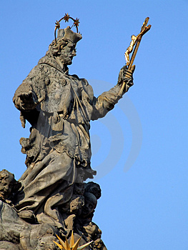The Religious Sculpture Stock Images - Image: 4850004