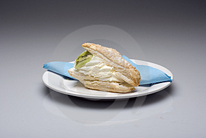 Creamy Cakes Stock Photos - Image: 4850983