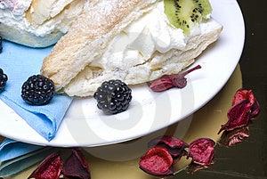 Creamy Cakes Royalty Free Stock Photo - Image: 4851345