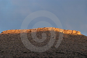 Plateau Sunrise Royalty Free Stock Image - Image: 4852616