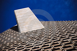 Modern Skyscraper Royalty Free Stock Image - Image: 4853666