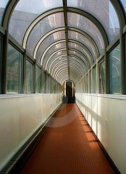 Long Hallway Stock Photos - Image: 4856753