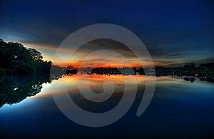 Sunrise Prelude Royalty Free Stock Images - Image: 4864899