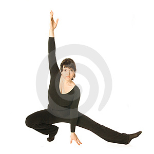 Modern Dance Royalty Free Stock Photo - Image: 4880025