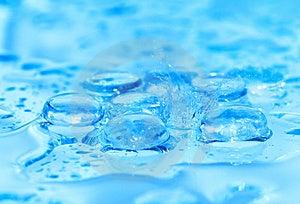Éclaboussement De L'eau Photo stock - Image: 4884210