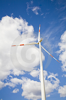 Green Energy Royalty Free Stock Images - Image: 4884819