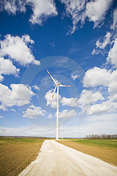 Green Energy Royalty Free Stock Images - Image: 4885289