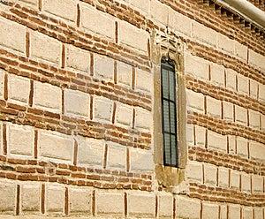 Monastery Wall (Polovragi) Royalty Free Stock Photos - Image: 4885568
