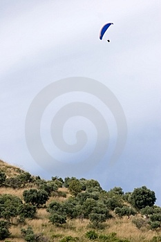 Alone In The Sky Royalty Free Stock Image - Image: 4886336