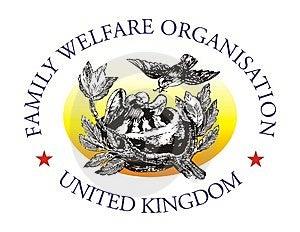 Logo - Family Welfare Royalty Free Stock Photos - Image: 4887038