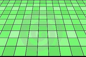 Green Perspective Stock Images - Image: 4899354