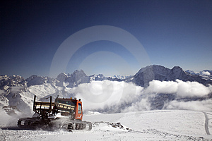 Mountain Vehicle Stock Photography - Image: 4899502