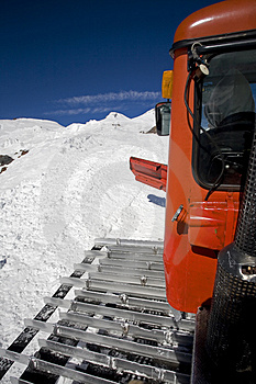 Mountain Vehicle Stock Photo - Image: 4899510