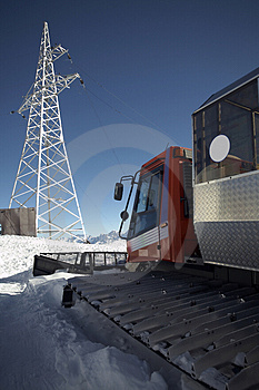 Mountain Vehicle Stock Photography - Image: 4899522