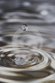 Abstract Water Drop Royalty Free Stock Images - Image: 491599
