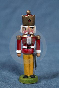 Miniature Nutcracker Royalty Free Stock Image - Image: 495106