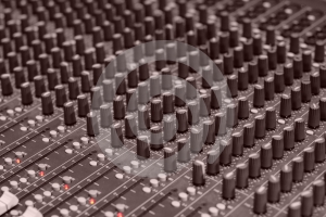 Mixer Stock Image