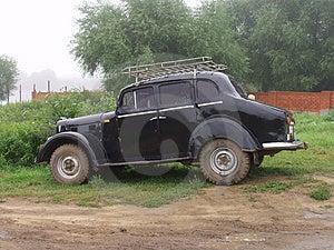 Motor Vehicle. Royalty Free Stock Photo - Image: 498675