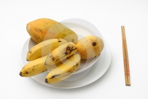 Tropical Fruits Stock Photo - Image: 499980