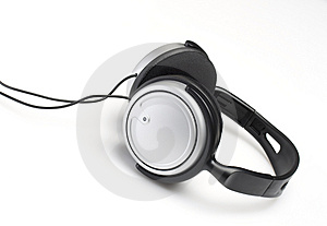 Modern Headphones Stock Photos - Image: 4901943