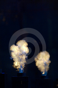 Balls Of Fire Stock Image - Image: 4903101