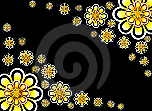 Floral Flower Royalty Free Stock Images - Image: 4904749