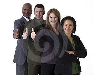 Successful Business Team Free Stock Photos