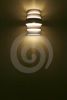 Lampan Skuggar Arkivfoton - Bild: 4927133
