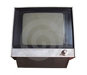 Fuzzy tv Free Stock Photo