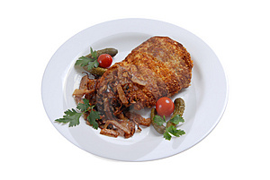 Tasty Dinner Stock Photo - Image: 4937930