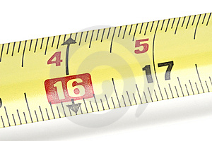 Measuring Tape Royalty Free Stock Photography - Image: 4939217