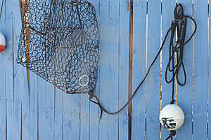 Crab Trap Stock Photo - Image: 4939370
