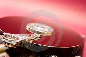 Unité De Disque Dur Images libres de droits - Image: 4939419
