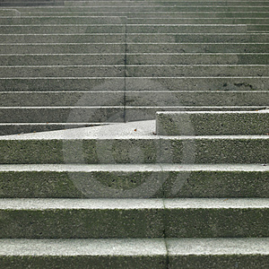 Concrete Steps Royalty Free Stock Images - Image: 4942439