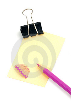 Note Pad Stock Images - Image: 4948194