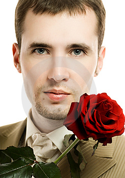 Handsome Young Man Royalty Free Stock Images - Image: 4954769