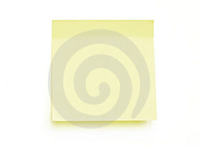 Note Pad Royalty Free Stock Image - Image: 4957446