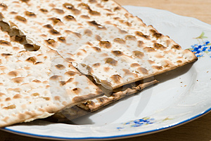 Matzah Stock Photography