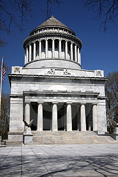 Grant's Tomb Royalty Free Stock Photo - Image: 4972595